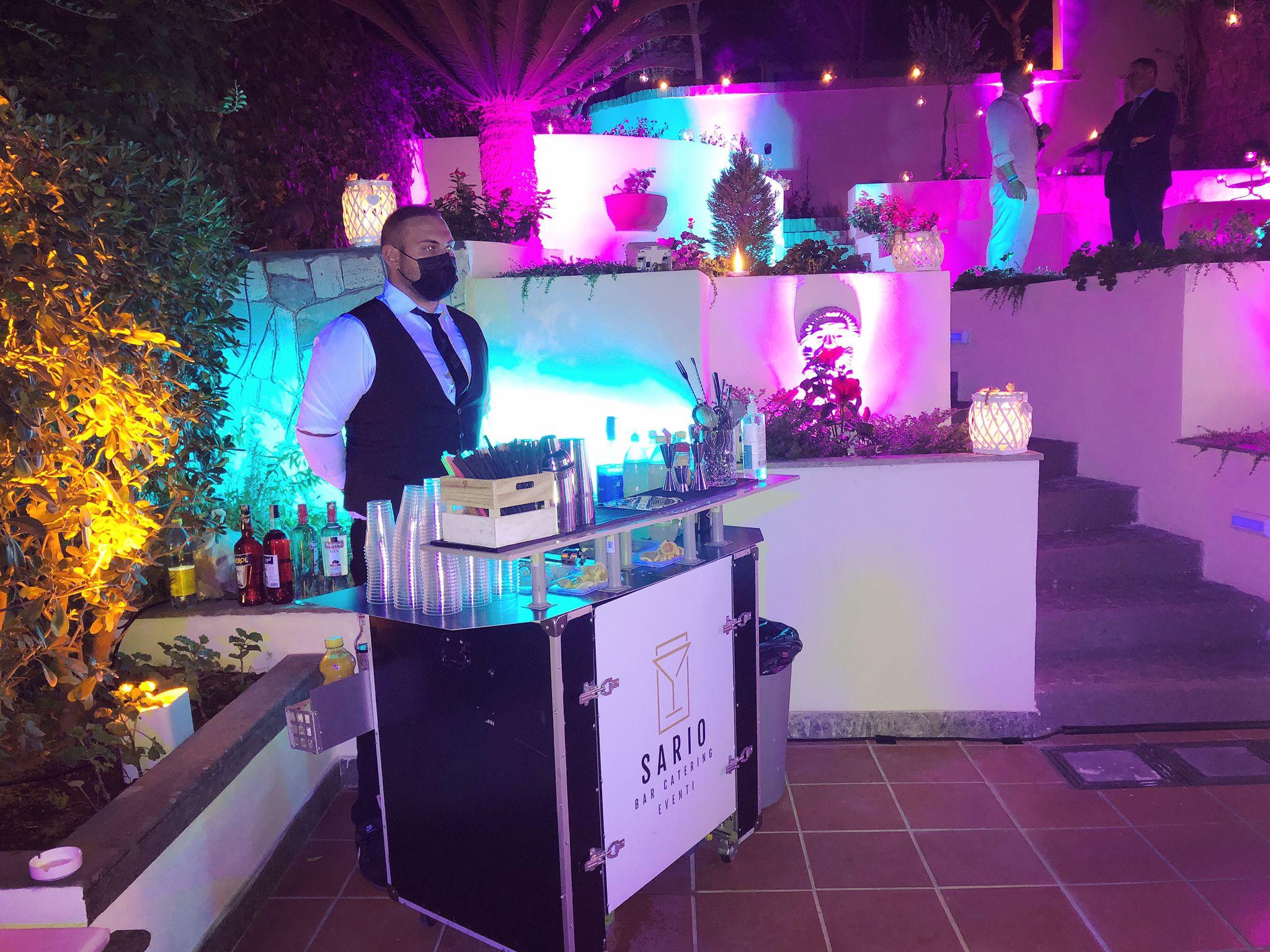 Barman catering Torre del Greco